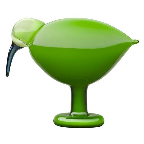 iittala Toikka Green Ibis $490.00