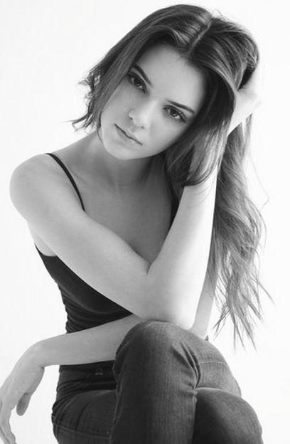 hauteinnocence:  Kendall Jenner by Gavin Rea