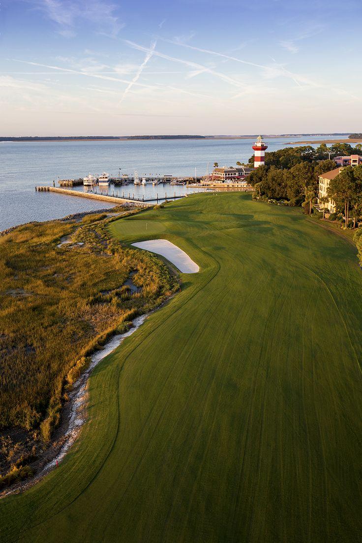 Harbour Town Golf Links Hilton Head Island, SC