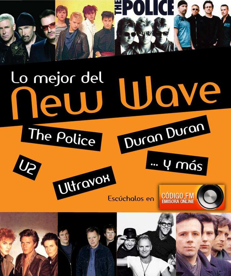 Lo mejor del #NewWave #Emisoradigital #Rock