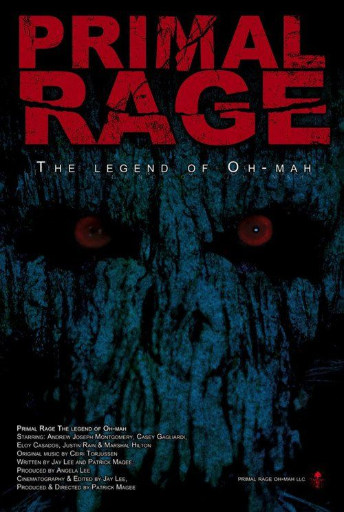 Primal Rage: The Legend of Oh-Mah 2017 full Movie HD Free Download DVDrip