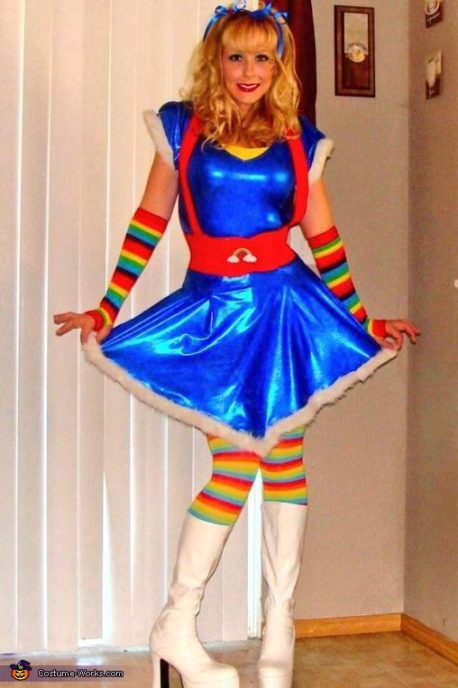 Rainbow Brite - Halloween Costume Contest at Costume-Works ...