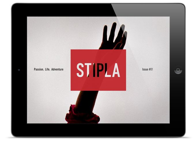 Stipla - beautiful magazine made by the cool guys at Lonely Leap.