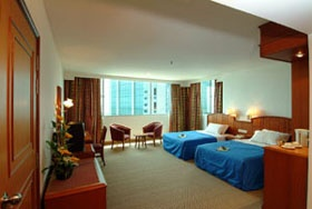 Hotel Continental - Penang rd Georgetown