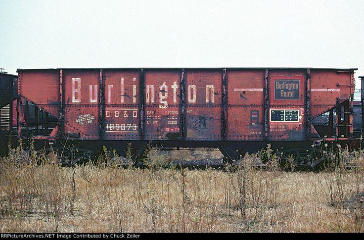 CB&Q Class HT5B 189073 in 2020 Natural landmarks