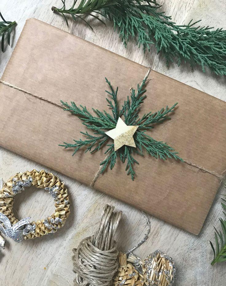 Weihnachtsgeschenke jetzt verpacken