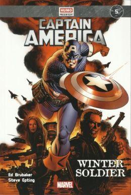 Captain America: Winter Soldier #1. (SC) (Panini Comics + Humo) (Nederlandstalige comics) (2014) : Comic Books (Superhelden en zo)... mijn collectie!