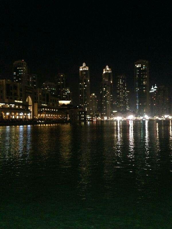 Dubai at nyt