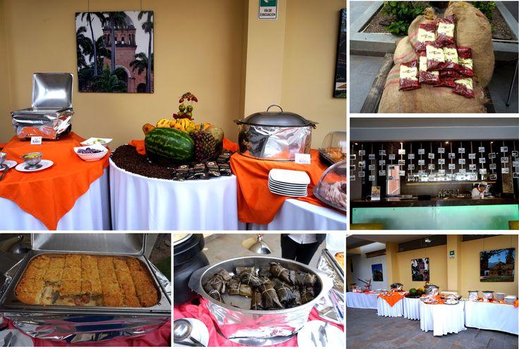 Resaltando los sabores de nuestra Región, Así se disfruta en #Desayuno #NorteSantanderenano en el Hotel Arizona Suites Cúcuta #Cucuta #Colombia #NortedeSantander Corporación Mixta de Promoción Cotelco Norte de Santander