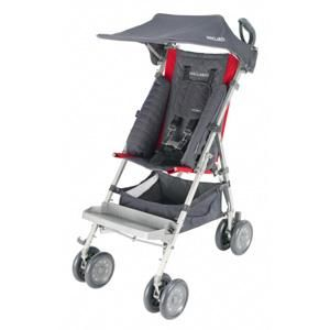 The Maclaren Major Elite Buggy comes with wide range of accessories - See page 26 http://www.fledglings.org.uk/docs/pdf/brochure_online.pdf