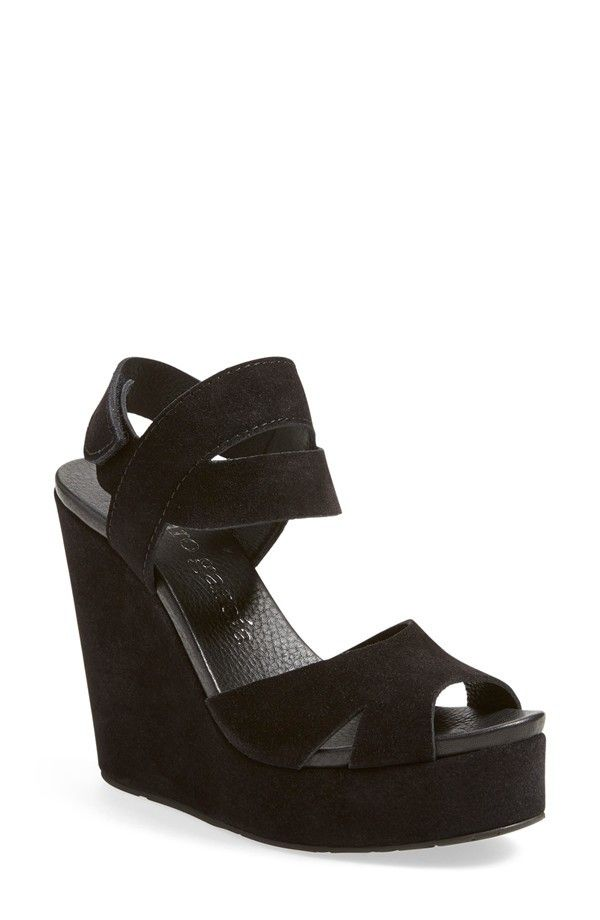 Pedro Garcia 'Teilor' Wedge Sandal | Young & Hungry