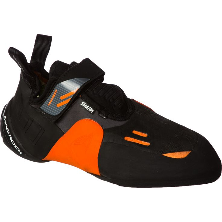 Mad Rock - Shark Climbing Shoe - Orange/Black