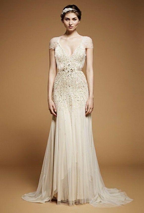 Chic Special Design Wedding Dresses ♥ Vintage Wedding Dresses | Ozel Tasarim Gelinlik Modelleri