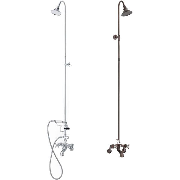 Wall Mount Tub & Shower Combination