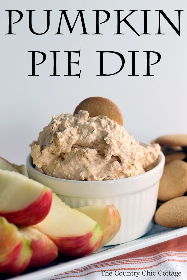 Pumpkin Pie Dip Recipe #snackandsmile | Creative, Pumpkins ...
