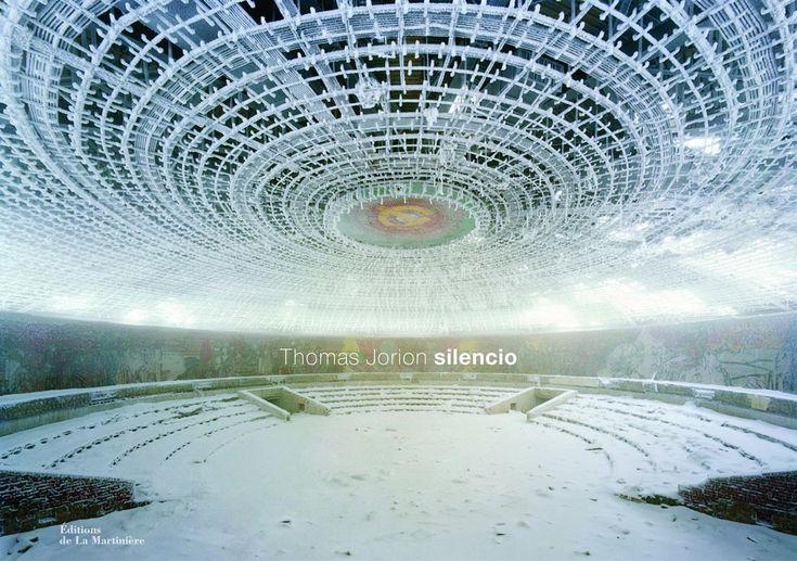 Silencio - Thomas Jorion | Editions de La Martinière