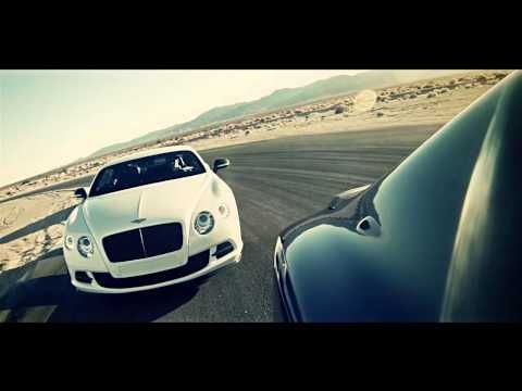 Bentley Dynamic Driving with Guy Smith, Jamie Morrow and Derek Bell