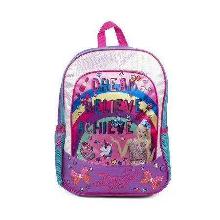 Jojo Siwa Backpack Pink Jojo Siwa Jojo Bows And Jojo