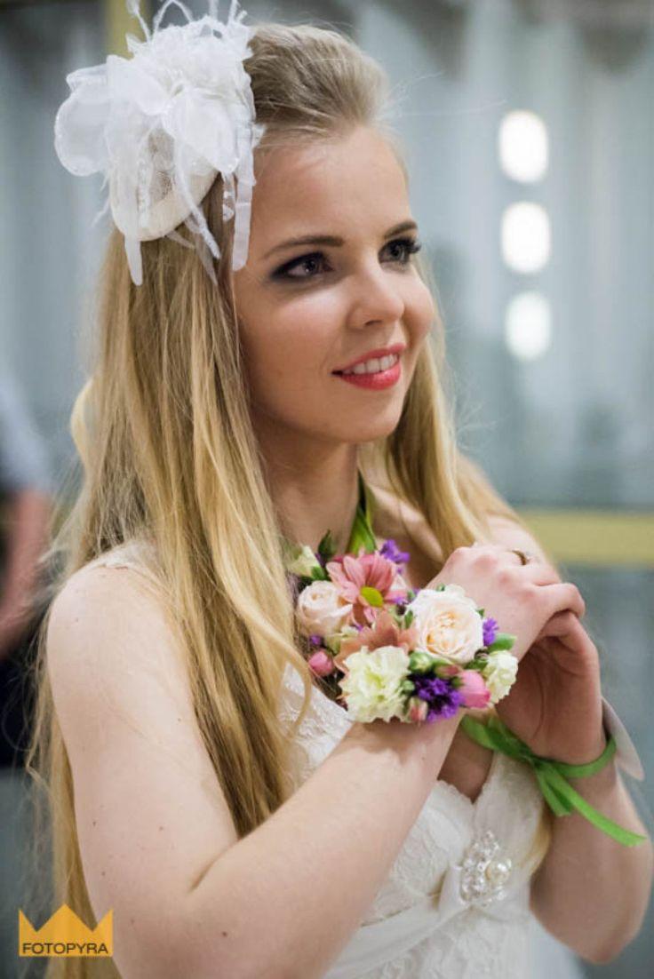 INNA Studio_ bracelet / bransoletka / Najpiękniejsza Panna Młoda / fot. Fotopyra