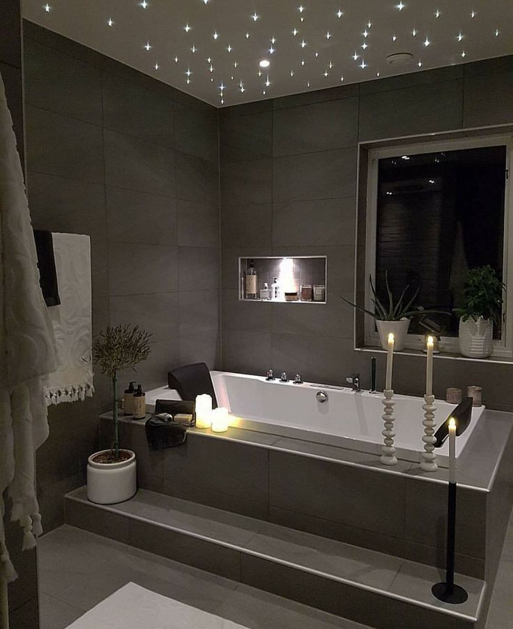 Bathroom goals!