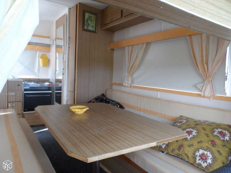Camping car vintage leyland sherpa 250 1978 int rieur for Interieur camping car