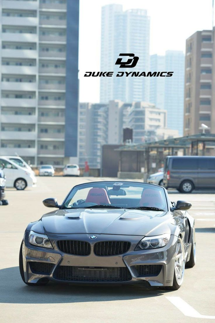 Japanese wide body tune for bmw z4 e89 hardtop roadster carscoops