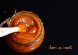 Cum se prepara caramelul