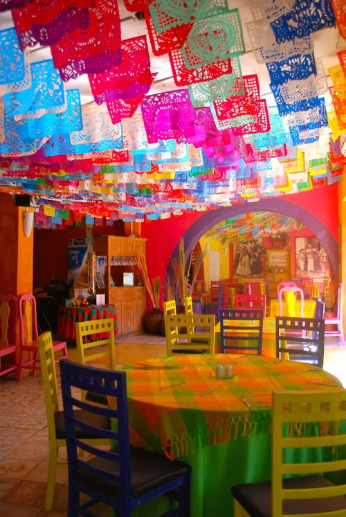 1000 ideas about mexican colors on pinterest home color for Colores para restaurantes