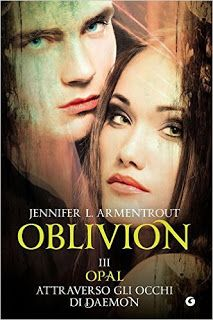 RECENSIONE: Opal attraverso gli occhi di Daemon. Oblivion: 3 di Jennifer L. Armentrout..... mi mancate già.. http://libricheamore.blogspot.it/2016/10/recensione-opal-attraverso-gli-occhi-di.html