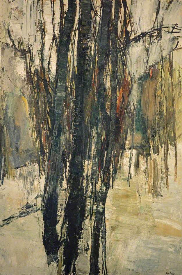 Peter Coker, Forest VIII, 1959.