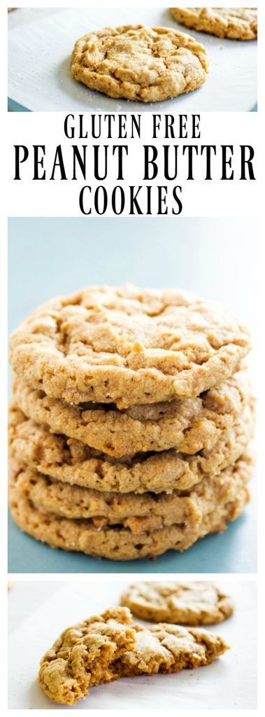 GLUTEN FREE PEANUT BUTTER COOKIES - a delicious 5 ingredient recipe....A Dash of Sanity