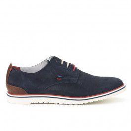Zapato+blucher+piel+FOSCO