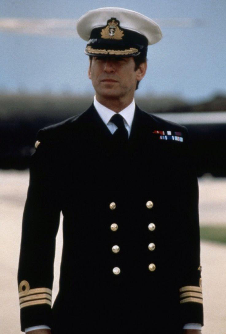Royal Navy Commander James Bond, CMG, RNVR,