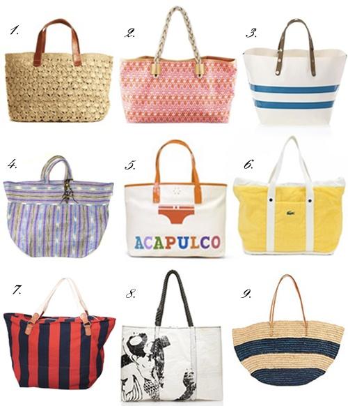Beach Bags.Fashion, Trips, Bags N Purses, Bags Purses, 2012 Babyyyyyyi, Bahamas 2012, Beach Essential, Beach Bum, Swimwear Beach Bags