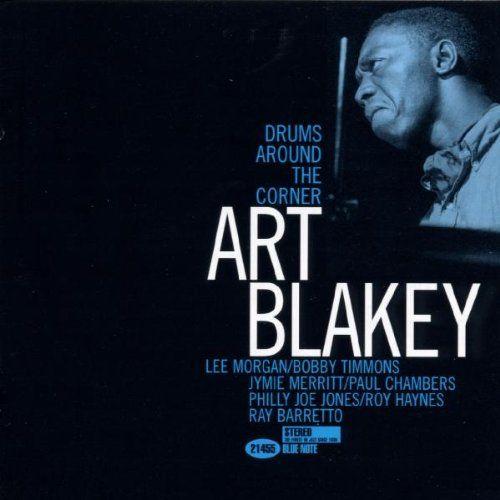 Art blakey orgy in rhythm