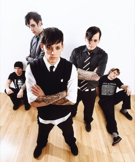 Good Charlotte Met these guys at Walmart I was well should have been their cashier but I was unable to think straight to do such