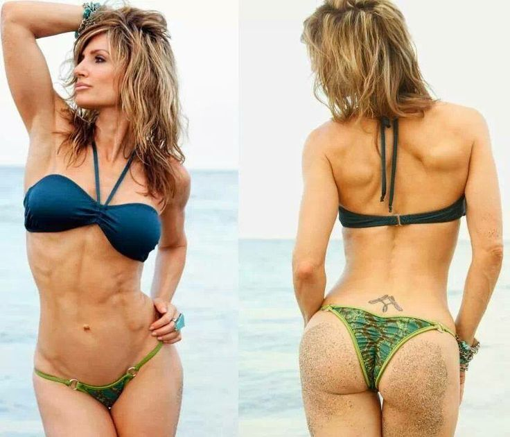 40 Year Old Gina Osterly Exercise Pinterest 40