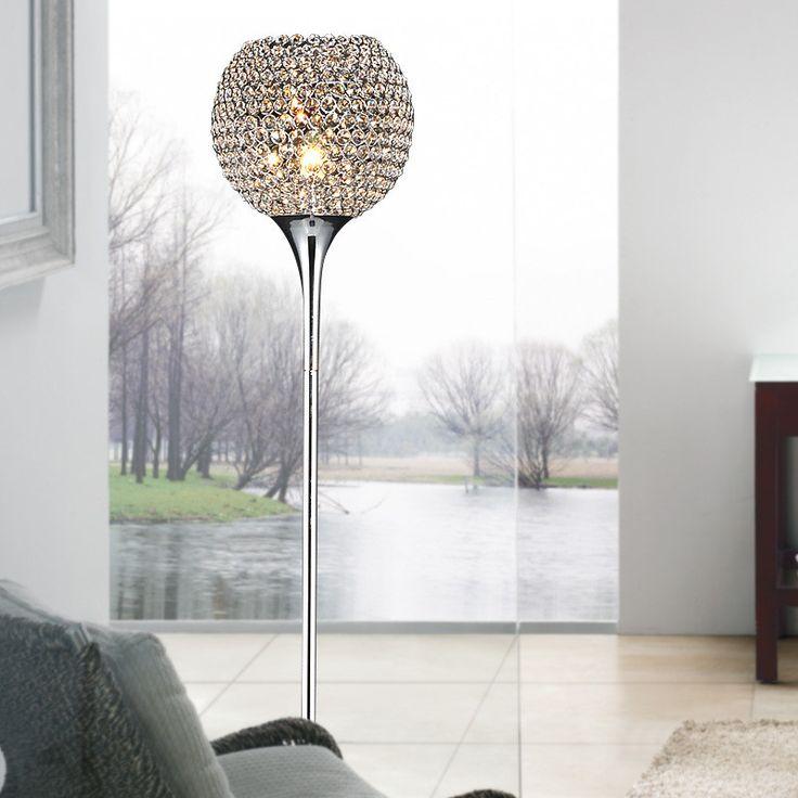 Captivating Samy Floor Lamp   Silver. Cheap LampsCheap ...