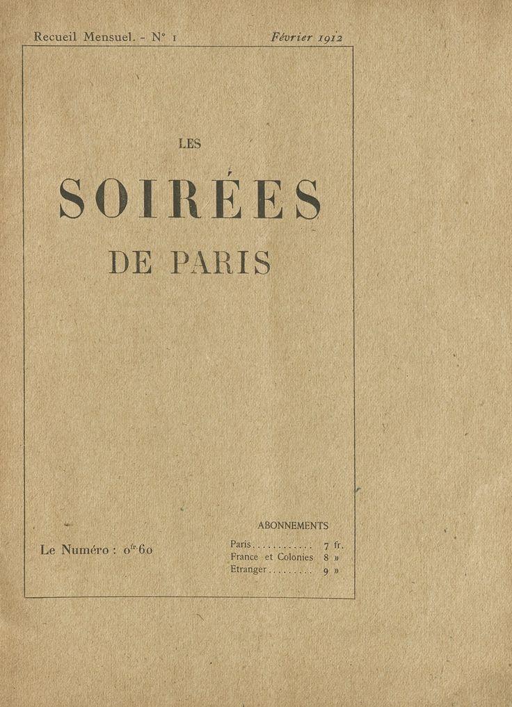 Les Soirees de paris book Sothebyu0027s 1988
