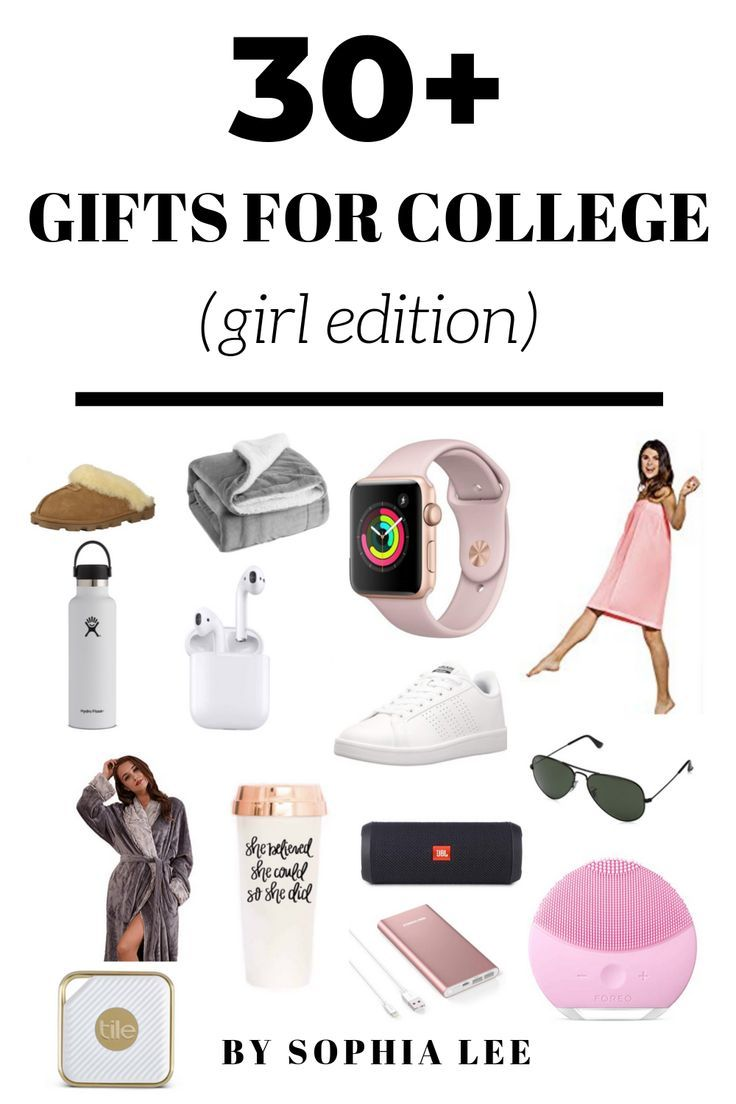 Popular Christmas Gifts 2020 For College Students 30 Most Popular Christmas Gifts for College Girl   By Sophia Lee