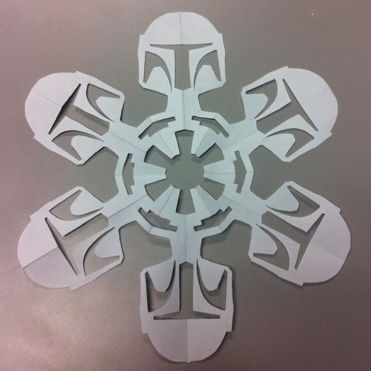 22 Best Paper Snowflakes Images On Pinterest Paper Snowflakes
