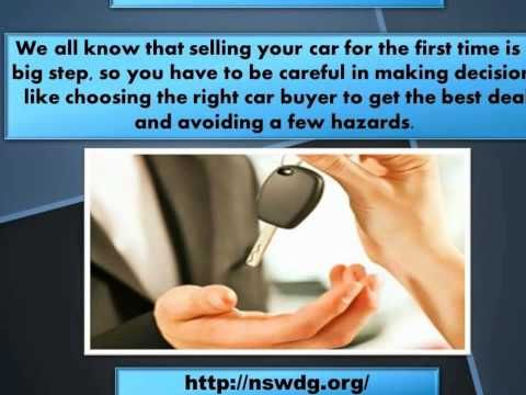 how to sell your car privately nsw