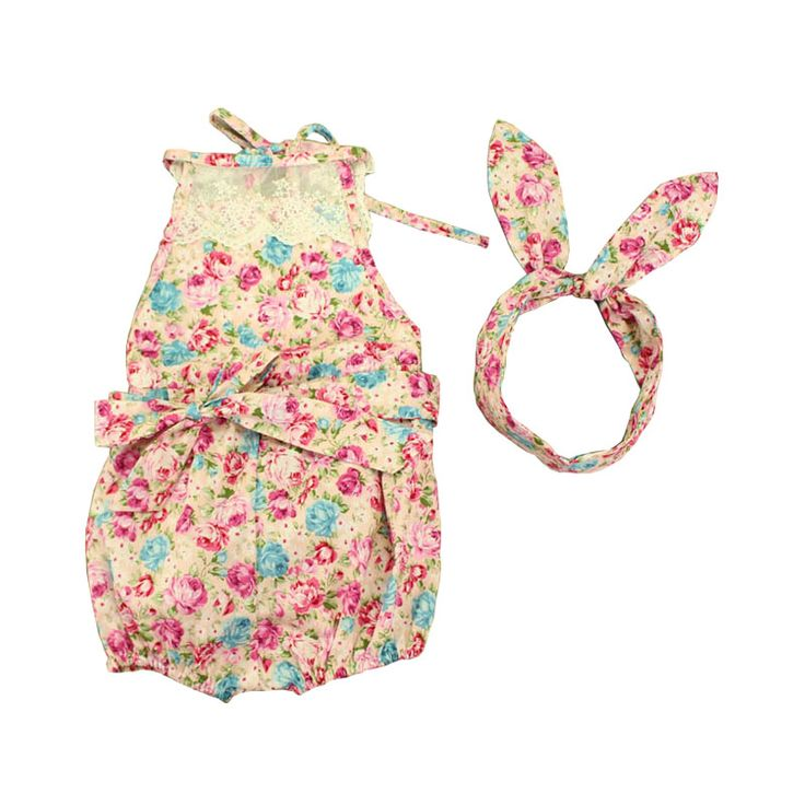 $9.12 (Buy here: https://alitems.com/g/1e8d114494ebda23ff8b16525dc3e8/?i=5&ulp=https%3A%2F%2Fwww.aliexpress.com%2Fitem%2FBaby-Girls-Jumpsuit-Set-With-Headband-Cotton-Lace-Begonia-Flower-Pattern-Belt-Summer-Girls-Romper-Clothes%2F32794400426.html ) Baby Girls Jumpsuit Set With Headband Cotton Lace Begonia Flower Pattern Belt Summer Girls Romper Clothes Set 0-3Y  for just $9.12