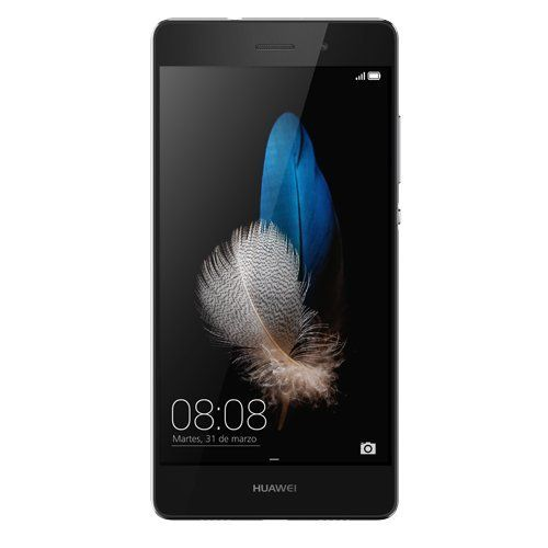 Huawei P8 Lite Smartphone débloqué 4G (Ecran : 5 pouces – 16 Go – Double SIM – Android 5.0 Lollipop) Noir | Your #1 Source for Mobile Phones, MP3 Players & Accessories