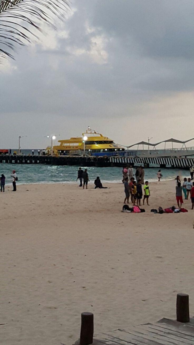 Playa del.Carmen