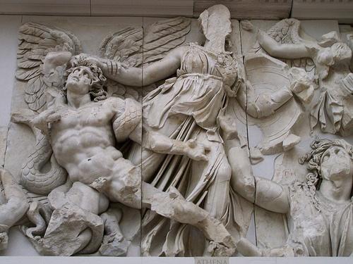Altar de Pérgamo- Berlin
