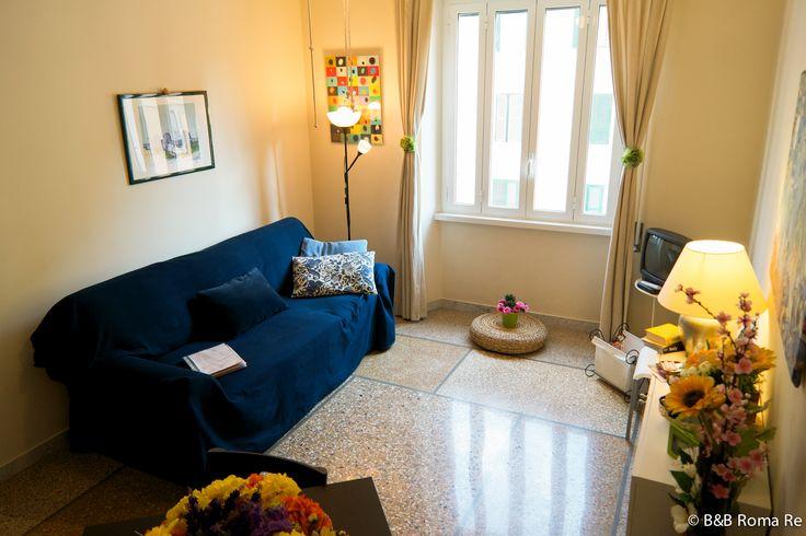 Rooms- www.bedbreakfastromare.it