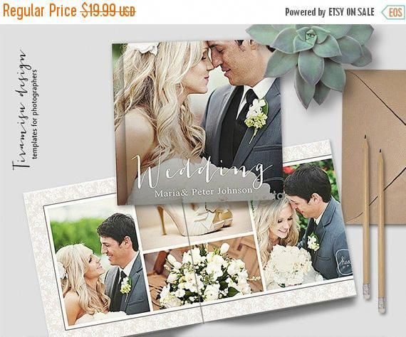 On Sale 12x12 Wedding Album Photoshop Template Photo Album For Pro Photographers Photobook Template We In 2020 Wedding Photo Albums Wedding Album Photo Album Design