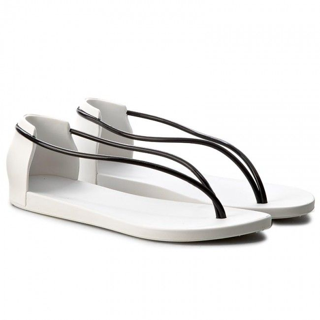 Japonki IPANEMA - Philippe Starck Thing N II Fem 82047 White/Black 21364