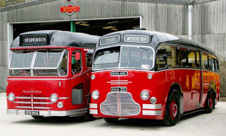 Midland Red Buses